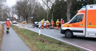 Unfall Hohnstorf